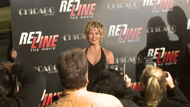 Barbara Niven at the 'REDLINE' Los Angeles Premiere at Grauman's Chinese Theatre in Hollywood California on April 12 2007