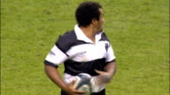 Barbarians coaches substitute Geldenhuys for So'oialo and Ellis comes on for Genia Barbarians v Springboks 4th December 2010 Available in HD