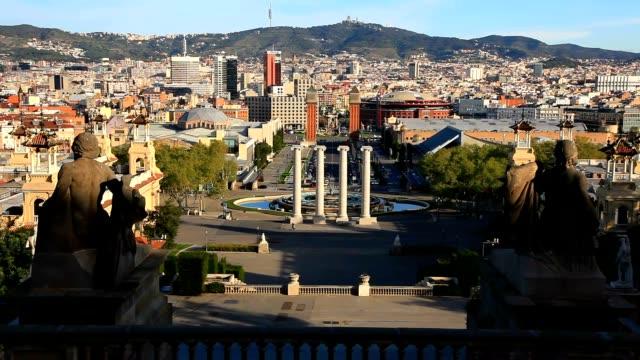 Barcellona city