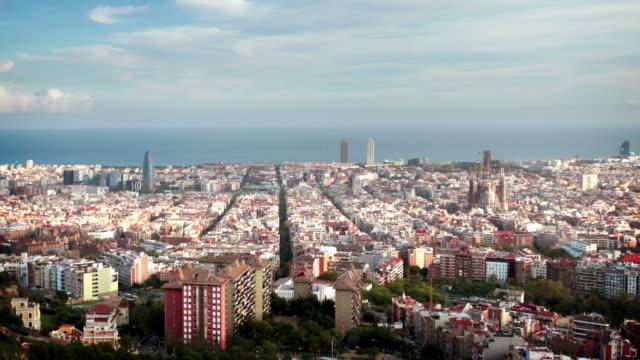 Barcelona Cityscape, Spanje