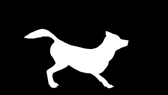 Barking Wolf (Loopable)