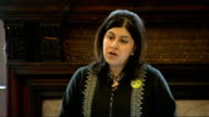 Baroness Warsi speech on AV Baroness Warsi speech continued SOT Let me explain For centuries generations of British reformers have been inspired by...
