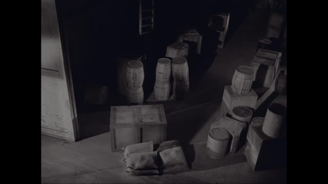 MS HA Barrels in warehouse / United States