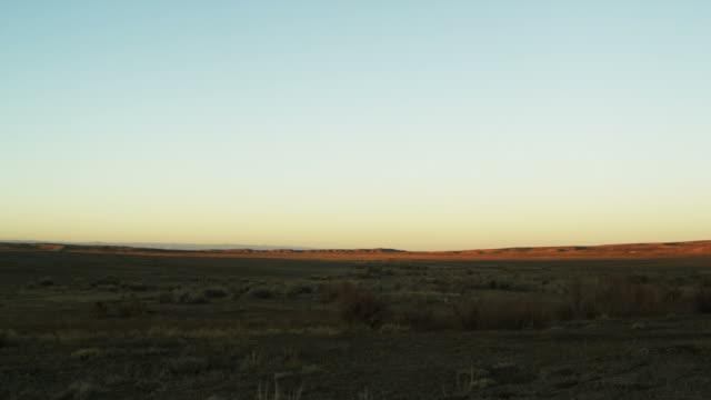 WS PAN Barren desert/ Moab, Utah, USA