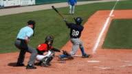 Baseball Infield Scene