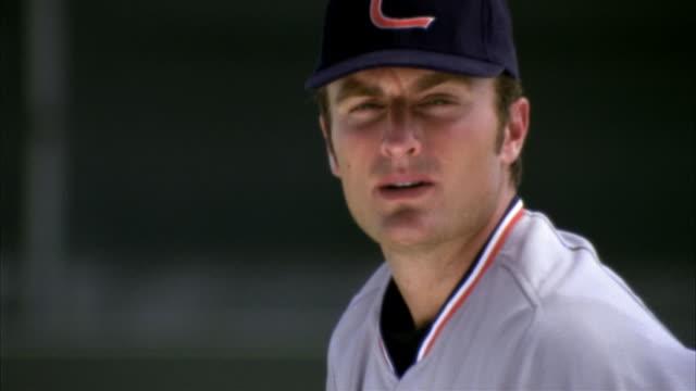 SLO MO CU Baseball pitcher / Lancaster, California, USA