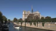 Basilica Notre Dame in Paris