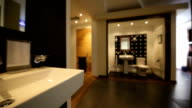 Badezimmer-showroom