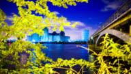 Battersea Power Station London - Night Slide