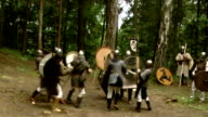 battle of old times viking woriors