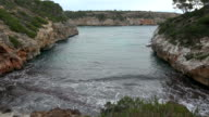 bay Caló des Moro near Cala Llombards, Majorca