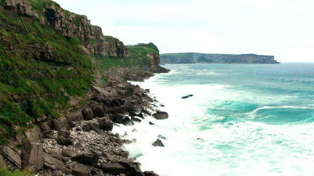 Bay of Biscay seascape