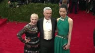 Baz Luhrmann and Catherine Martin at 'China Through The Looking Glass' Costume Institute Benefit Gala Arrivals at Metropolitan Museum of Art on May...
