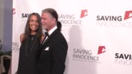 Bazzel Baz at the 4th Annual Saving Innocence Gala at SLS Hotel in Beverly Hills at Celebrity Sightings in Los Angeles on October 17 2015 in Los...