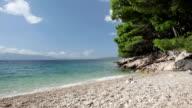 Beach at Drvenik