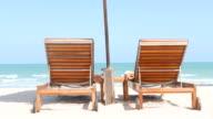 Strand-Stuhl