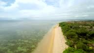 AERIAL Beach In Bali