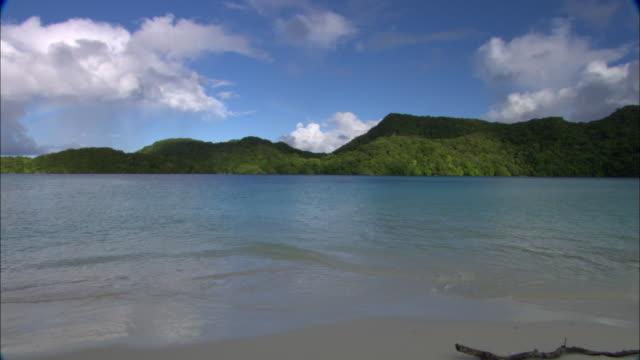 Beach Islands Palau, South Pacific