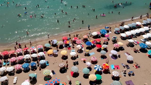 Beach of Altinkum, Didim, Turkey