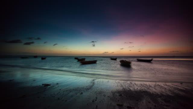 TIME LAPSE: Beach Sunset