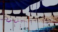 Strandparasol