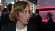 Beatrix von Storch MEP member of the controversial Alternative for Germany party gives her thoughts after her party's gains in the German federal...