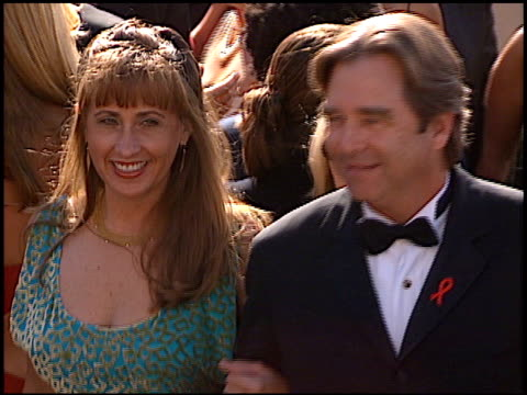Beau Bridges at the 1999 Emmy Awards at the Shrine Auditorium in Los Angeles California on September 12 1999
