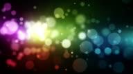 Beautiful Background Loop - Deep Rainbow (Full HD)