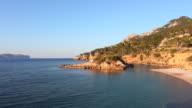 Beautiful bay in Alcudia / Mallorca
