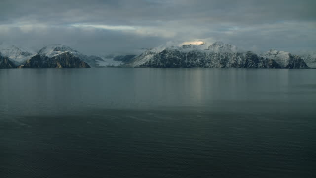 Beautiful Coastal Landscape In The Arctic