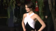 CLEAN Beautiful Creatures Los Angeles Premiere Hollywood CA United States 2/6/2013