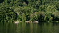 Beautiful lake scenery