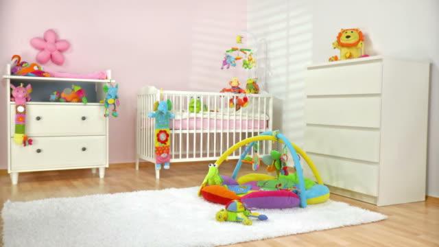 HD DOLLY: Beautiful Modern Nursery Room