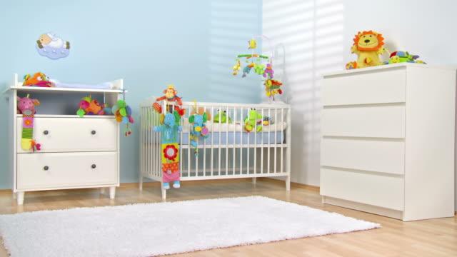 HD DOLLY: Beautiful Modern Nursery