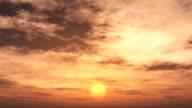 Beautiful Sunset Loop 018