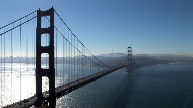 Beautiful view of the Golden Gate Bridge