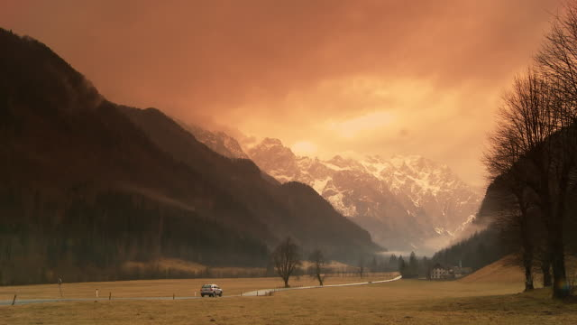 HD TIME LAPSE: Beauty Of Logar Valley