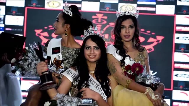 A beauty pageant for transgender people was held in India where the community faces harsh discrimination and is often forced to live on the extreme...