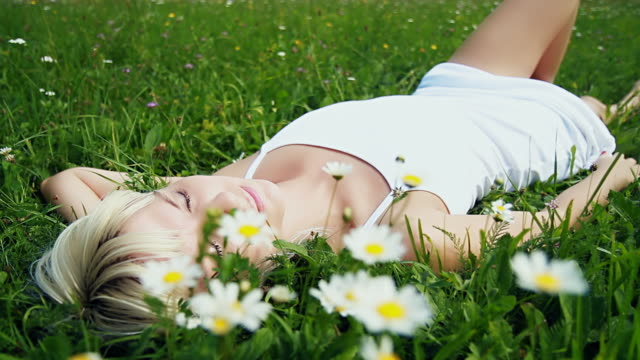 HD DOLLY: Beauty Sleep In Grass