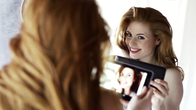 Beauty tablet mirror   GL