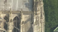 Beauvais Cathedral In Sun