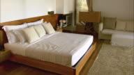 WS PAN ZI Bed in resort hotel room / Hua Hin, Thailand