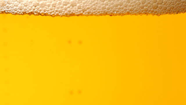 Bier-Nahaufnahme