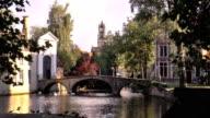 Begijnhof Bridge - Bruges, Belgium