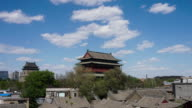 Beijing Drum Tower time lapse