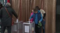 Belarussians were voting Sunday in an election that is likely to see authoritarian President Alexander Lukashenko claim a fifth term with the EU...
