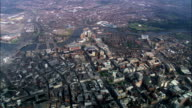 Belfast  - Aerial View - Northern Ireland, United Kingdom
