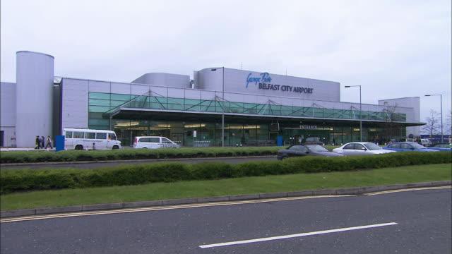 Belfast City Airport, Northern Ireland
