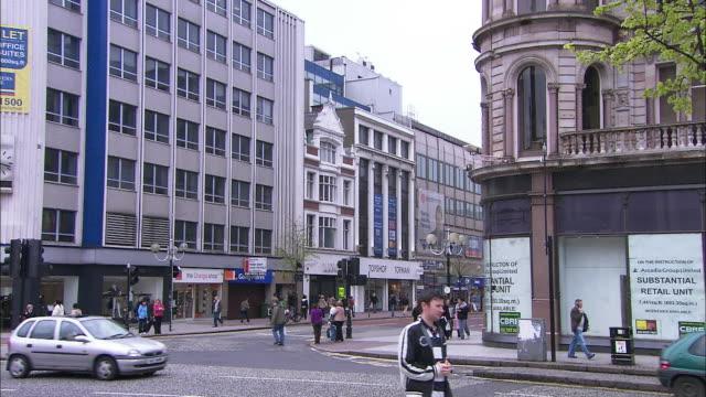 Belfast City Centre, Northern Ireland