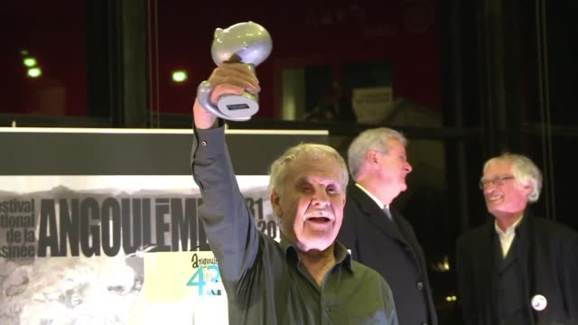 Belgian comics author Hermann on Wednesday received the Grand Prix de la ville dAngouleme a lifetime achievement award considered one of the most...